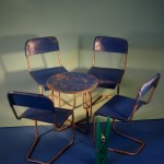 gispen-stijl poppenhuis set