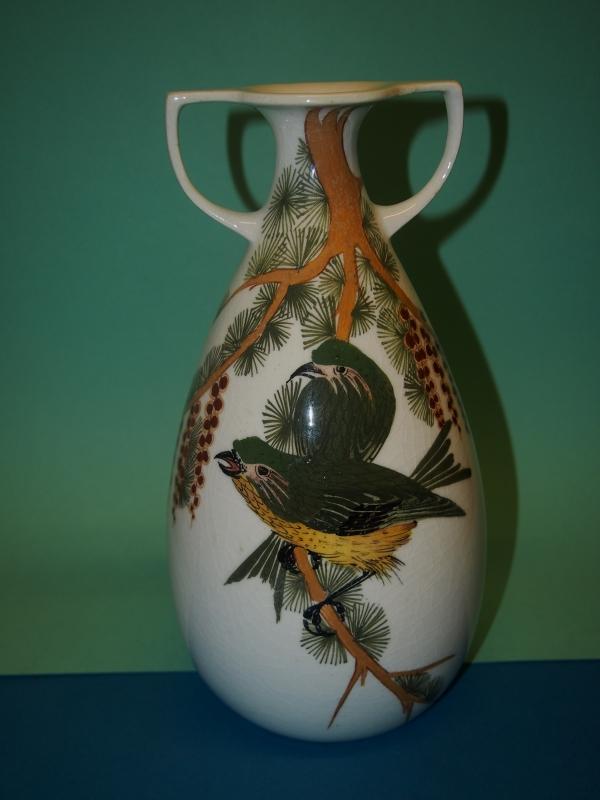 Amphora Oegstgeest T. Verstraaten ca. 1910