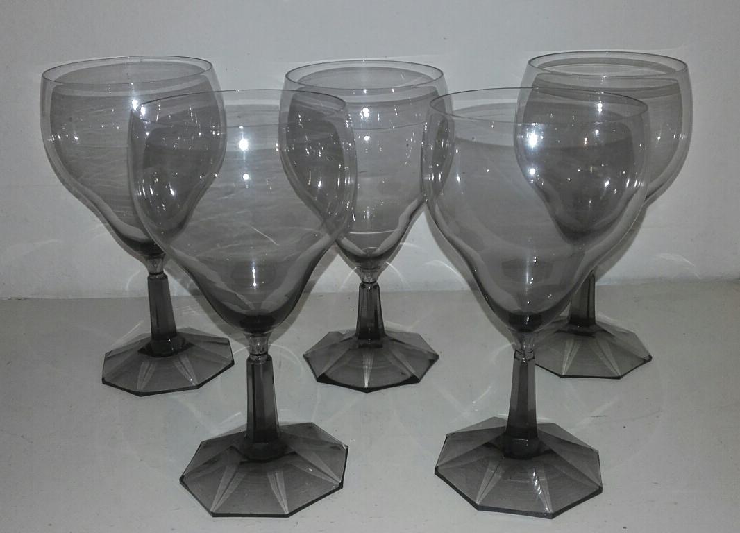 """Leerdam Copier glasservies """"Peer"""""""