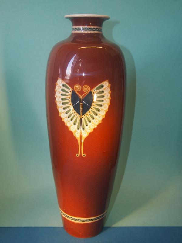 Amphora Oegstgeest C.J. v/d Hoef ca. 1910