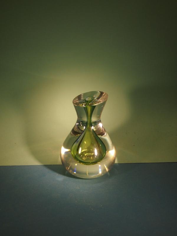 Leerdam glas object Siem van de Marel